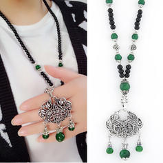 Fashionable Alloy Women's Necklaces
