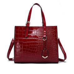 Elegant/Unique/Fashionable/Commuting/Solid Color Tote Bags/Shoulder Bags