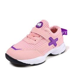 Unisexe Bout fermé Mesh Low Heel Sneakers & Athletic avec Velcro