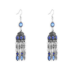 Vintage Alloy Rhinestones Resin With Rhinestone Women's Fashion Earrings