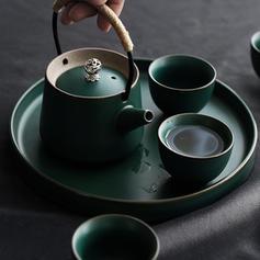 Style Classique Simple Céramique Ensemble de verrerie