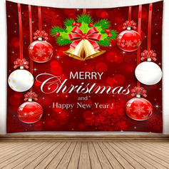 Nowoczesny Klasyczny Boże Narodzenie Prostokąt Tapestry ścienne