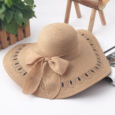 Ladies' Exquisite With Bowknot Beach/Sun Hats