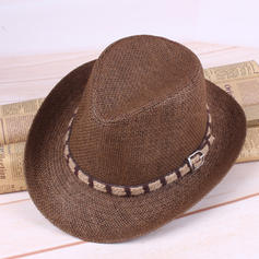 Men's Glamourous Salty Straw Cowboy Hats/Kentucky Derby Hats