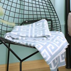 Super Soft Cotton Throw Blankets