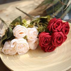 Rosen Seide Seidenblumen