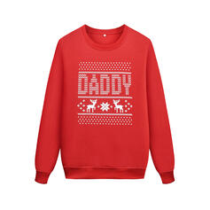 Letter Family Matching Sweatshirts