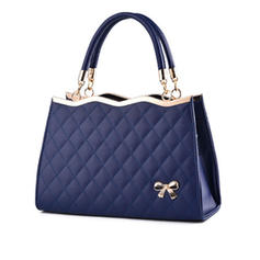 Elegant/Classical PU Satchel/Shoulder Bags