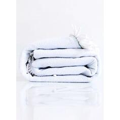 Retro /Vintage attractive/simples toalha de praia