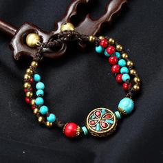 Schöne Perlen Frauen Armbänder