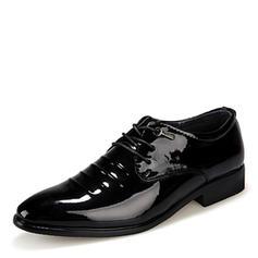 Blondér Pæne sko Microfiber Læder Mænd Oxfords til Herrer