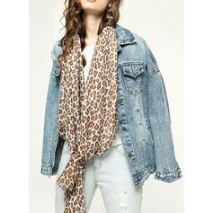 Leopard Shawls/fashion/fresh Scarf