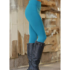 Taglia grossa Lungo Sexy Yoga Pantaloni Ghette