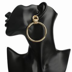 Fashionable Alloy Women's Earrings