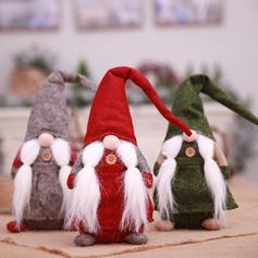 Gnome Merry Christmas Non-Woven Fabric Doll