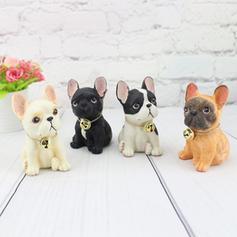 Kedves Gyanta Kutya Figurák és szobrok