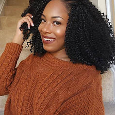 Curly Synthetic Hair Hair Braids (Sold in a single piece) 180g