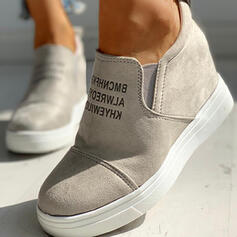 Women's Suede Casual Outdoor shoes