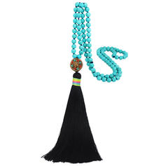 Beautiful Fashionable Simple With Tassels Unisex Necklaces