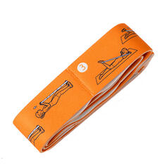 Yoga Multi-functional Nylon Yoga Stretch Strap