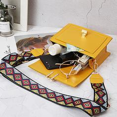 Sevimli/Retro/Koyu renk/Basit Omuz çantaları