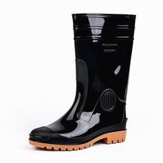 Bottes de pluie Décontractée Caoutchouc Hommes Bottines pour hommes