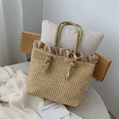 Unique Straw Tote Bags/Shoulder Bags/Beach Bags