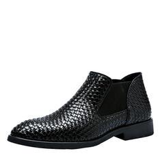 Chelsea Casual Leatherette Men's Men's Boots
