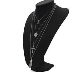 Hottest Fancy Alloy Necklaces Beach Jewelry