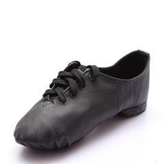 Unisex Jazz Real Leather Jazz