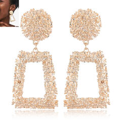 Fashionable Alloy Earrings