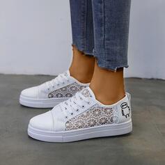Női Műbőr Háló Alkalmi Szabadtéri cipő