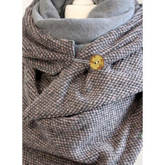 Solid Color/Retro/Vintage Neck/fashion/Comfortable Scarf