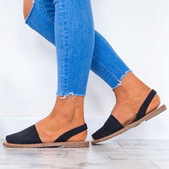 Pentru Femei PU Fară Toc Balerini cu Altele pantofi