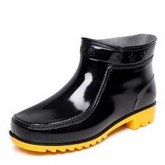 Bottes de pluie Décontractée PVC Hommes Bottines pour hommes