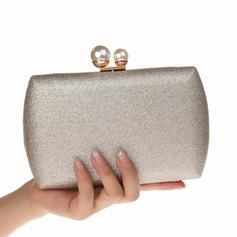 Unique/Pearl Style PU Clutches