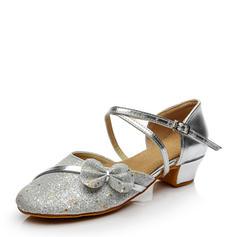 Enfants Salle de bal Chaussures plates Pailletes scintillantes Bal