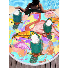 Retro/Vintage/Animal attractive Beach Towel