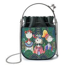 Elegant PU Shoulder Bags/Fashion Handbags