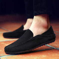 Penny Loafer Casual Suede Mannen Loafers voor heren