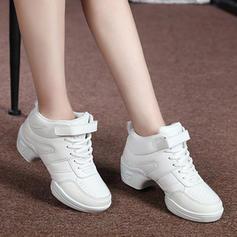 Donna Scarpe da Ginnastica Sneakers Similpelle Jazz