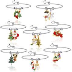 Schön Legierung Armbänder Weihnachtsschmuck