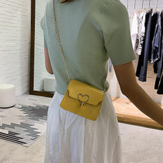 Refined PU Shoulder Bags