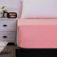 Fitted Sheets - Polyester / Cotton Fitted Sheets