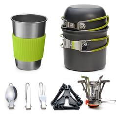 Modern Alloy Mountaineering Equipments