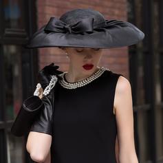 Ladies' Beautiful Cambric Floppy Hat