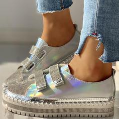 Donna PU Casuale All'aperto con Paillette scarpe