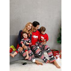 Reindeer Family Matching Christmas Pajamas