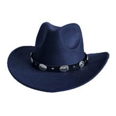 Men's Glamourous Felt Cowboy Hats