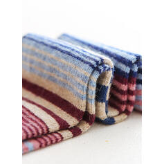 Striped Warm/Women's/Knee-High Socks Socks/Stockings